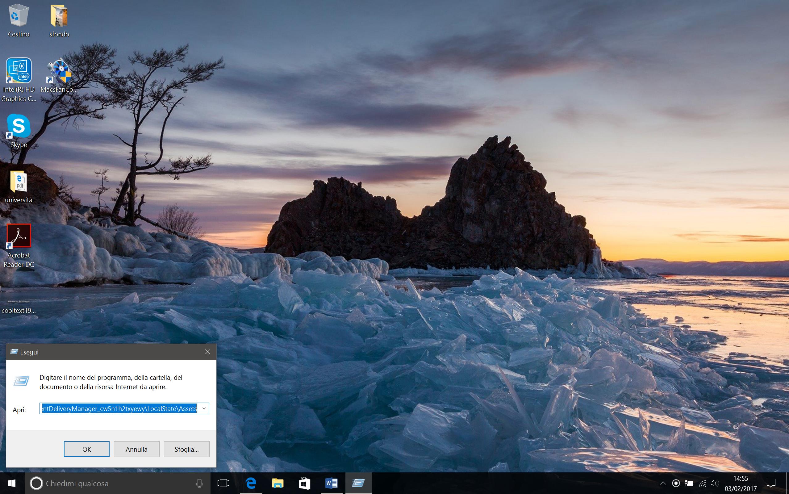 Guida Salvare Le Immagini Di Blocco In Windows 10 Francesco Incandela